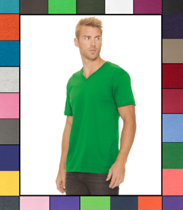 Next-Level-Premium-Soft-Unisex-Short-Sleeve-V-Neck-T-Shirt-N3200