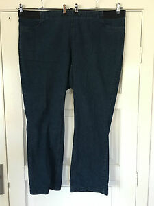 Womens-STRETCH-AUTOGRAPH-034-PULL-ON-034-JEANS-SIZE-24