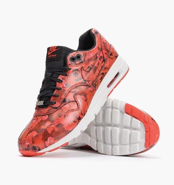 Nike Mujeres 1 Air Max 1 Mujeres Ultra LOTC QS (Rojo) ~ () Nuevo ~ (Rojo 93c4c6