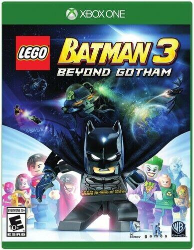 LEGO Batman 3 Beyond Gotham - Xbox One - $7.11