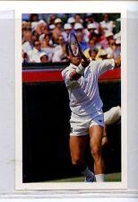(Jj231-100) RARE, Junior Trade Card of #134 Ivan Lendl, Tennis 1986 MINT