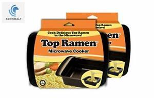 Top Ramen Rapid Cooker 2 Pack - Microwave Ramen in 3 ...