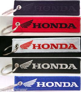 Honda Motorcycles Key Chain Motorbikes Bikers Ebay