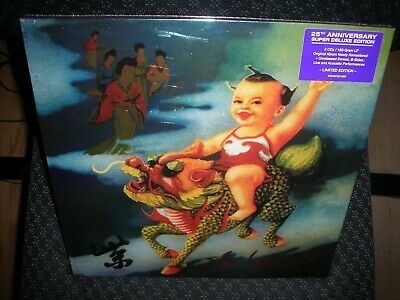 Stone Temple Pilots Purple NEW SUPER DELUXE EDITION 3 CD ...