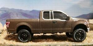 2016 F150 Lifted >> 1 64 Custom 2016 Xlt Ford F150 Lifted Mud 4wd Truck Pickup Farm Dcp