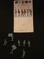 Der Kriegspielers 1775 1788 Continentals American Command miniatures