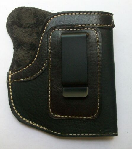 """Roughneck Bond Arms Rough Backup  2.5-3/"""" IWB Leather Holster Made USA Mini"""