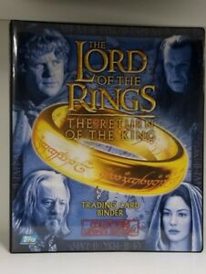 The-Lord-Of-the-Rings-The-Return-of-the-King-Collectible-Card-Binder-with-Promos