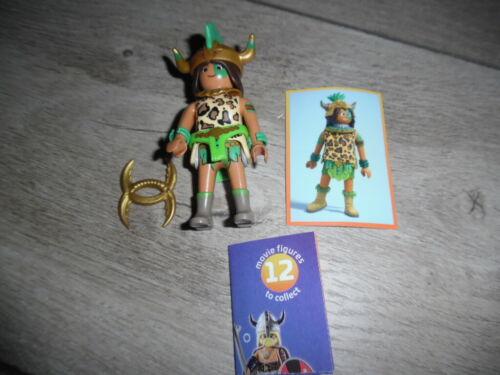 Valera die Kriegerin Set 70069 Playmobil The Movie Serie 1
