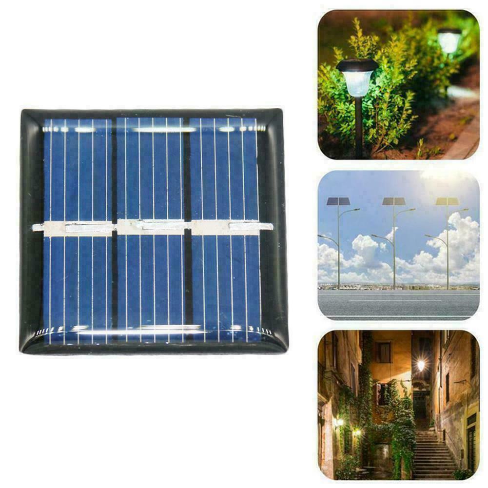 1.5V Mini Solar Panel Module For Battery Cell Phone UK US J5F8 S5V0 DIY O7Z6