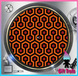 Overlook-Hotel-Carpet-Turntable-Slipmat-12-034-LP-Record-Player-DJ-Slipmat