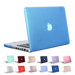 cheap for discount 8c589 8785a Details about Laptop Cover Case for Macbook Pro 13 15 CD Drive A1278 A1286  year 2008 2009 2010