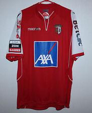 Rare Braga Portugal match worn or issue shirt 11/12 #3 Paulao
