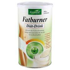 Alsiroyal Fatburner Diät Drink, 500g (1kg=€ 39,98)