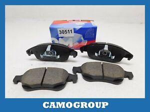 Pills Front Brake Pads Pad PEUGEOT Partner Citroen DS4