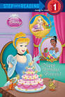 Happy Birthday, Princess! (Disney Princess) by Jennifer Weinberg (Paperback / softback)