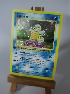 Handmade-proxy-SQUIRTLE-schigy-in-English-Base-Set-Pokemon-Card-dans-HOLO