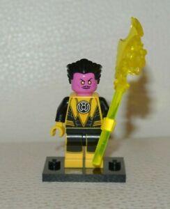 LEGO-Super-Heroes-Sinestro-personnage-figurine-Minifigure-set-76025-sh144