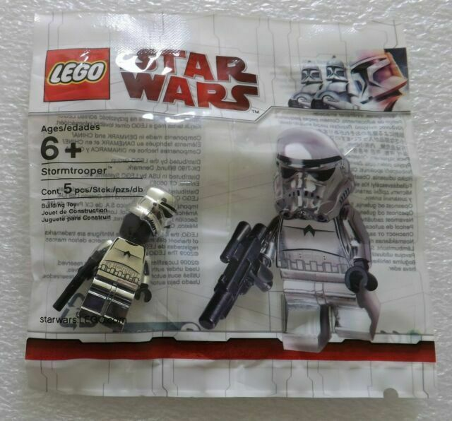Metallic Chrome Stormtrooper