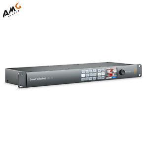 Blackmagic-Design-Smart-Videohub-12-x-12-6G-SDI-VHUBSMART6G1212