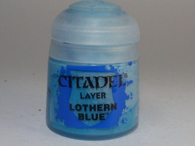 Citadel Layer - Lothern Blue - 12 ml - Acrylfarben auf Wasserbasis