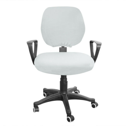 Spandex Stretch Computer Chair Cover Elastic Home Office Chairs Seat Case //KT