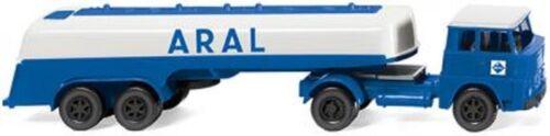 """/""""Aral/"""" /_NEU//OVP Viking 080698 tanque semi-remolque Henschel HS 14//16"""