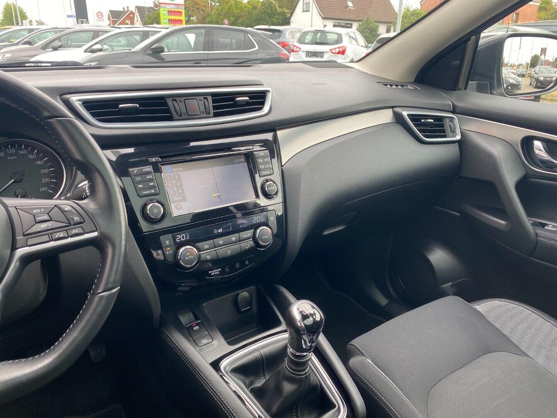 Nissan Qashqai 1,5 dCi 115 Tekna