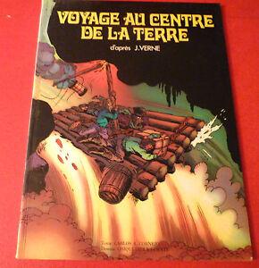French-Cardboard-Comic-Book-Voyage-au-Centre-de-la-Terre-Jules-Verne