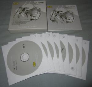 Karl-Richter-A-Universal-Musician-2006-DG-Classical-Music-CD-8-Disc-Box-Set-RARE
