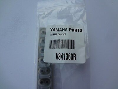 NEW Yamaha 12 note rubber key contact strip for DGX YPG V341360R V3413600
