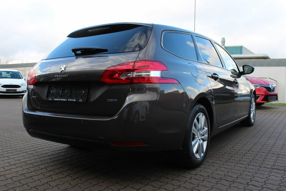 Peugeot 308 1,6 BlueHDi 120 Active SW Diesel modelår 2015 km