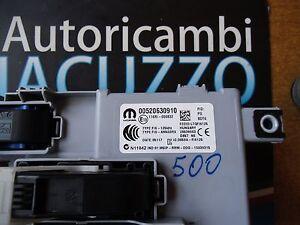 CENTRALINA-BODY-COMPUTER-FIAT-500-CODICE-00520630910
