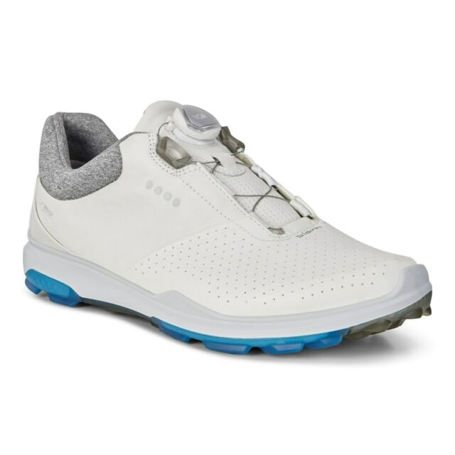 ecco mens golf shoes on sale