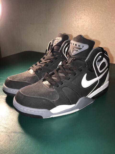 Size 13 - Nike Air Flight Falcon Black