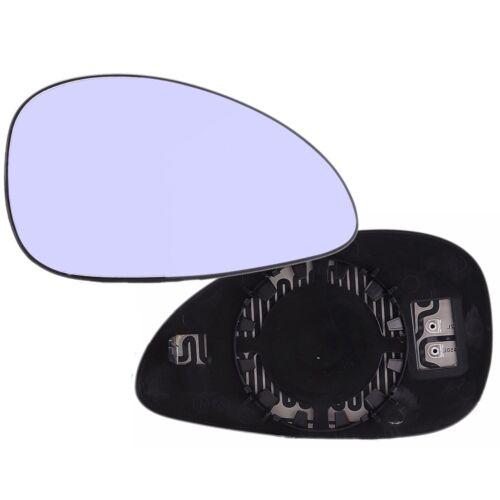 GLACE RETROVISEUR CITROEN C4 LA LC 11//2004 A 09//2009 DROIT DEGIVRANT CONVEX