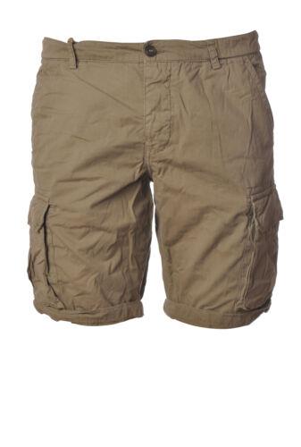 6188706I191256 Trousers-Bermuda Beige 40 Weft Man