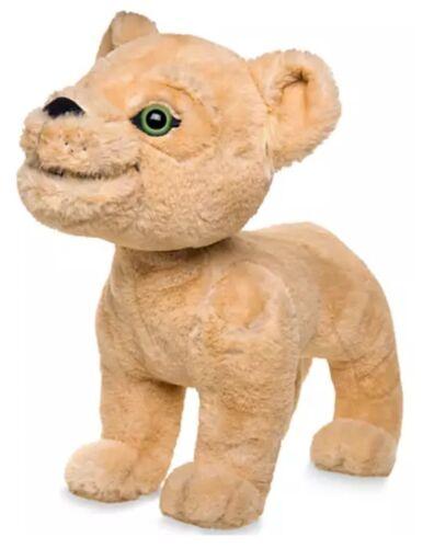 Disney Talking Plush The Lion King 2019 Nala Simba Ages 3 Toy Roar Play Gift