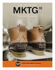New, Engaging Titles from 4LTR Press: MKTG by Joe Hair, Carl, Jr. McDaniel and Charles W. Lamb (2016, Paperback / Mixed Media)