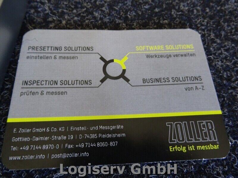 Bild 5 - Zoller TMS Tool Management Solutions Software Bronze Silver Verwaltung Lagerhalt
