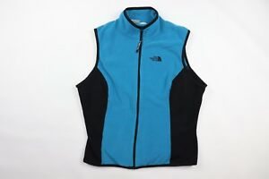 e8055a6f0 The North Face Womens Size Small Blue Black Full Zip Lightweight ...