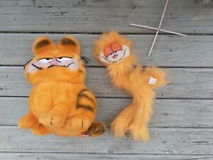 Garfield-Vibtage-Staffed-Toy-And-Marionette-Syndicate-1981