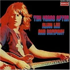 TEN YEARS AFTER - ALVIN LEE AND COMPANY  CD  9 TRACKS CLASSIC ROCK & POP  NEU