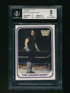 1991-Merlin-WWF-WWE-The-Undertaker-RC-Rookie-BGS-8