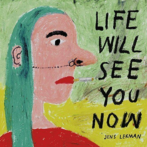 LEKMAN,JENS-LIFE WILL SEE YOU NOW  VINYL LP NEW