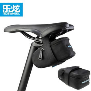 New Mini Seat Bag Cycling Bike Bicycle Saddle Rear Tail Tool Bag Quick Release