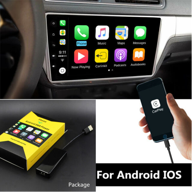 USB Dongle Adds Apple CarPlay To Factory MDX (2008-13