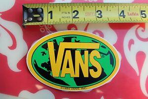 le planche autocollant Vans à Vintage sur Chaussures mur roulettes Dogtown de 1994 Pq645TTwY
