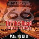Hit The Road: Route 66 [Box] by Various Artists (CD, May-2013, 3 Discs, United Audio Entertainment)