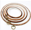 New-Cross-Stitch-Embroidery-Hoops-Wooden-Plastic-Frame-Ring-Sewing-Accessories thumbnail 1